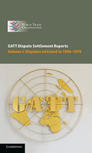 GATT Dispute Settlement Reports