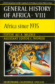 General History of Africa Collection VIII: Africa Since 1935 - abridged version