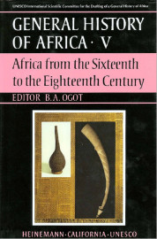 General History of Africa Collection V: Africa from the sixteenth to the eighteenth century  - abridged version
