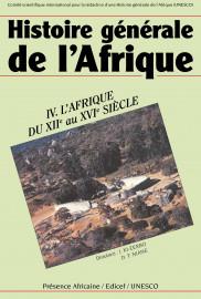 Histoire générale de l'Afrique (version abrégée), IV: L'Afrique du XIIe au XVIe siècle