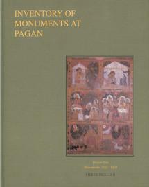 Inventory of Monuments at Pagan Vol. 5
