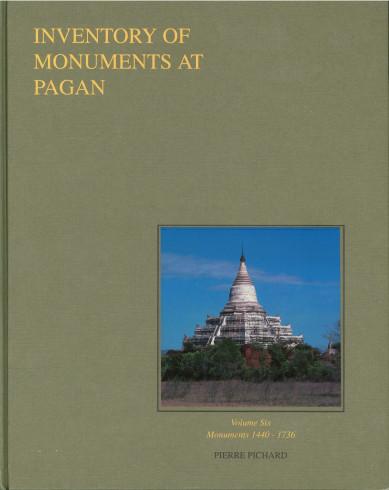 Inventory of Monuments at Pagan Vol. 6