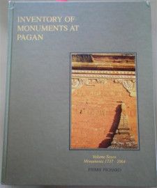 Inventory of Monuments at Pagan Vol. 7