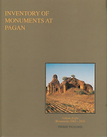 Inventory of Monuments at Pagan Vol. 8