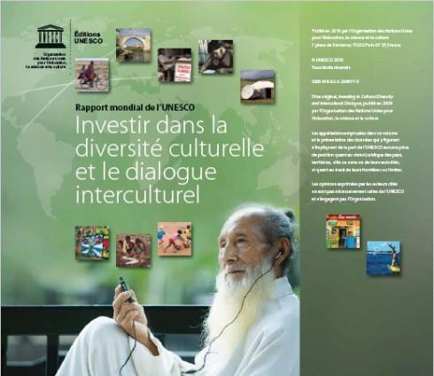 Investir dans la diversité culturelle et le dialogue interculturel: rapport mondial de l'UNESCO
