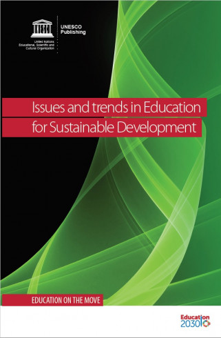 Issues and trends in education for sustainable development