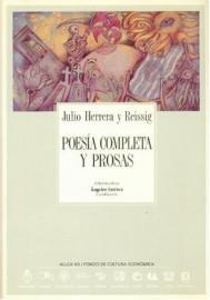 Poesía completa y prosas de Julio Herrera y Reissig