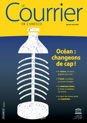 The Unesco Courier (2021_1): Oceans: Time to turn the tide
