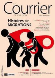 Le Courrier de l'Unesco (2021_4): Histoires de migrations