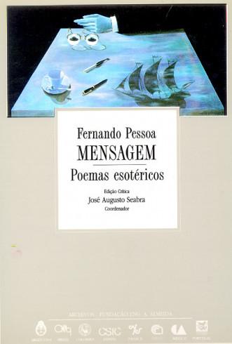 Mensagem - Poemas esotéricos - Texto en portugés