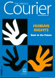 The Unesco Courier: Human rights: Back to the Future (october - december 2018)