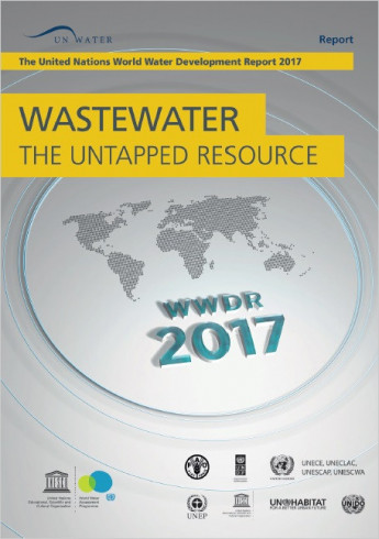 The United Nations World Water Development Report, 2017: Wastewater: the untapped resource