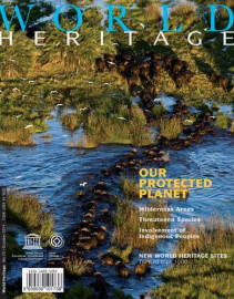 World Heritage Review 73: World Heritage and our protected planet