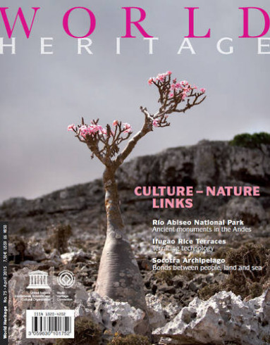 World Heritage Review 75: Culture - Nature Links