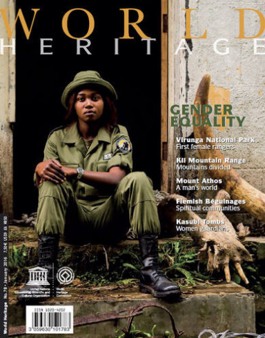 World Heritage Review 78: World Heritage and gender equality