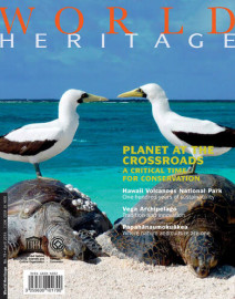 World Heritage Review 79: Planet at the Crossroads