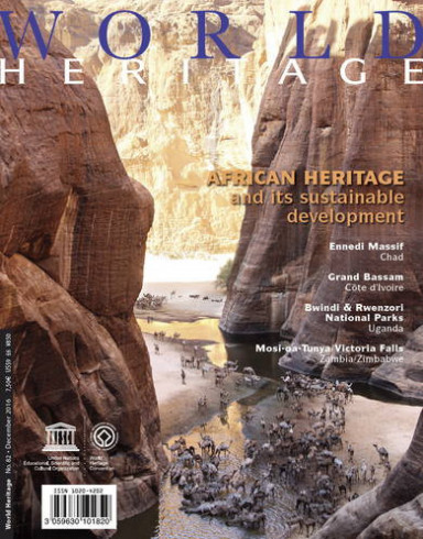 World Heritage Review 82: African Heritage and its sustainable development