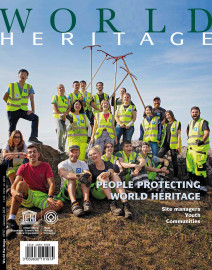 World Heritage Review 97: People protecting World Heritage