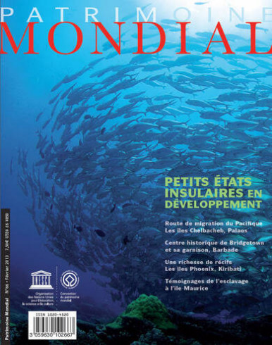 Patrimoine mondial 66: Petits états insulaires en développement