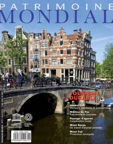 Patrimoine mondial 71: Tourisme durable