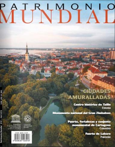 Patrimonio Mundial 91 - Cuidades Amuralladas