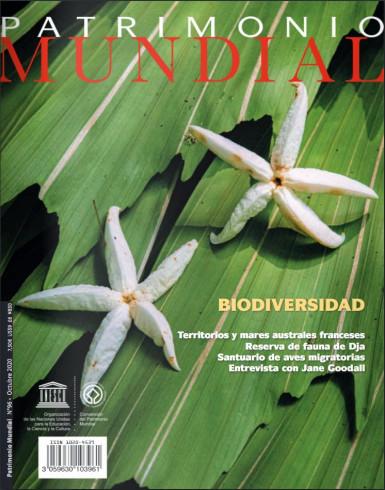 Patrimonio Mundial 96: Biodiversidad