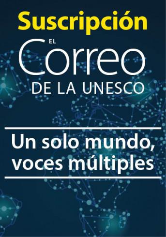 Suscripción: El Correo de la UNESCO (2 años)