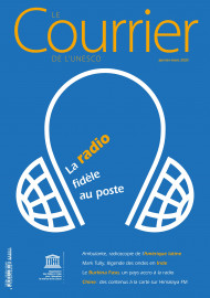 Le Courrier de l'Unesco: La radio fidèle au poste (janvier-mars 2020)