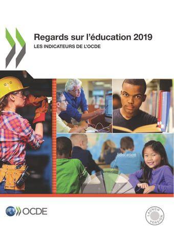 Regards sur l'éducation 2019 - Les indicateurs de l'OCDE