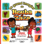 Le grand imagier de Bouba et Zaza