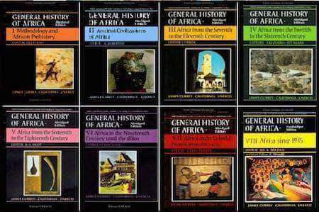 General History of Africa Collection I - VIII