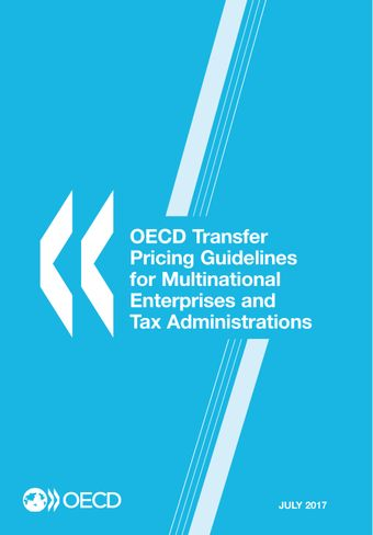 OECD Transfer Pricing Guidelines for Multinational Enterprises and Tax Administrations 2017