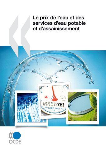 Le prix de l'eau et des services d'eau potable et d'assainissement