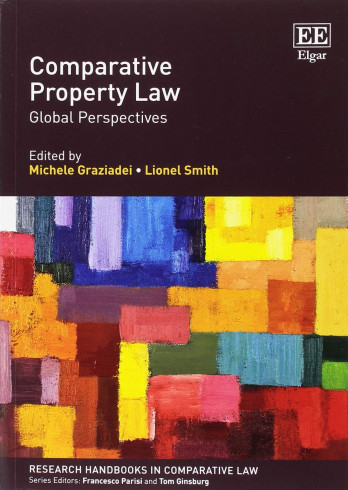Comparative Property Law Global Perspectives