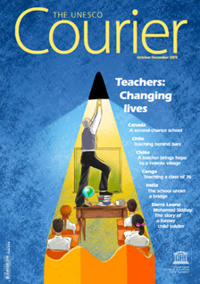 The UNESCO Courier Teachers: Changing lives (October-December 2019)