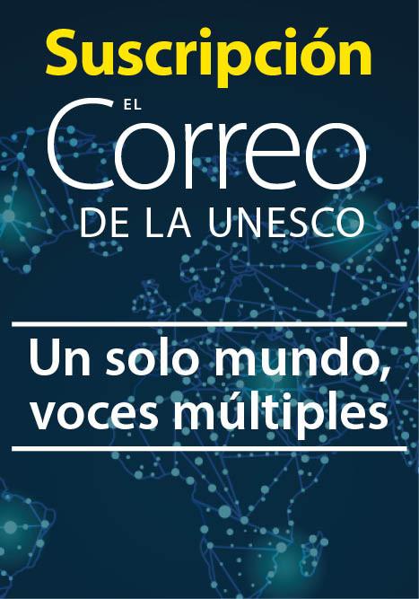 Suscripción: El Correo de la UNESCO (1 año)